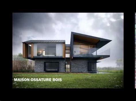 maison ossature bois montage les  belles maisons du monde episode  youtube