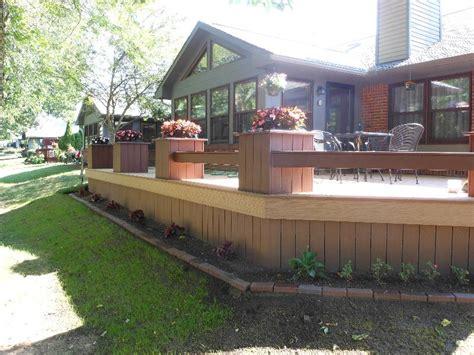 custom decks kasey lowry remodeling building
