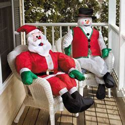 Stuffable Christmas Characters   Better Home Improvement