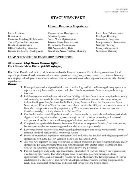 resume 2016 tamiko hr sle human resources resume sle