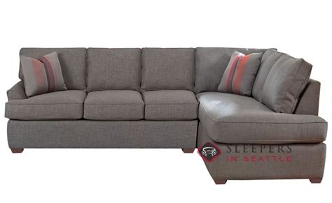 full sleeper sofa with chaise customize and personalize gold coast chaise sectional