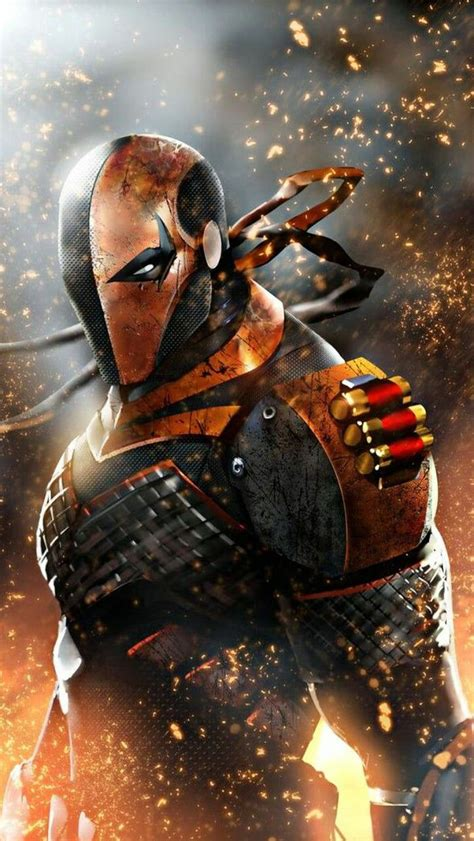 deathstroke wallpaper deathstroke dc