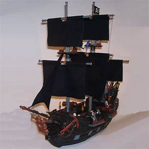 Picture Review: 1017 - The Black Pearl - LEGO Pirates ...