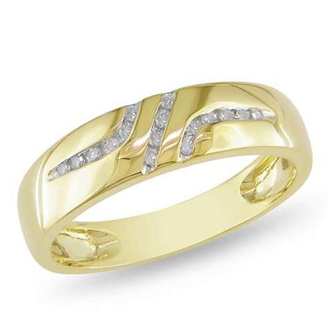 bague de mariage homme quelle miabella bague de mariage pour hommes avec diamant 1 10 ct