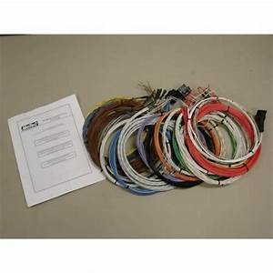 Motec M130 Untermed Wiring Harness