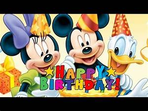 Happy Birthday Mickey Mouse : mickey mouse clubhouse disney junior happy birthday party baby game for kids youtube ~ A.2002-acura-tl-radio.info Haus und Dekorationen