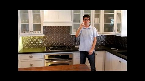 how to install cabinet counter led