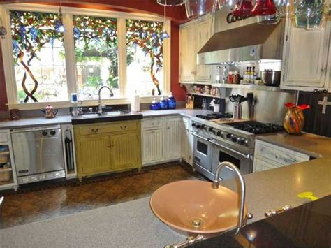 Fun And Funky Kitchen Design.