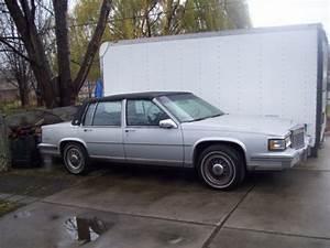 1988 Cadillac Sedan Deville For Sale  Photos  Technical