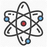 Icon Science Atom Sience Icons Tshirt Que