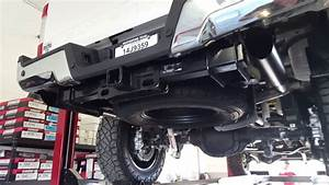 Exhaust Sound Clip  2017 Ford F250 Dual Exhaust