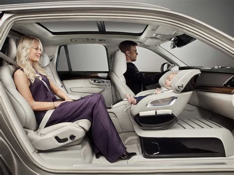 siege auto rear facing volvo reveals rear facing car seat business insider