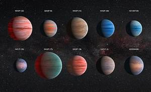 Mystery of missing exoplanet water solved using NASA space ...
