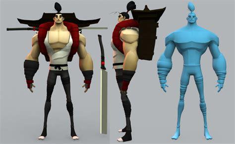 design   poly character design   dushtopipra