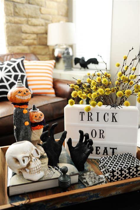 spooky halloween home decor ideas   absolutely