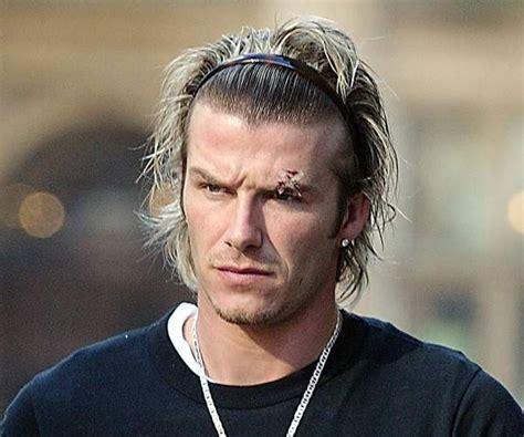 30 Sexy David Beckham Hairstyles