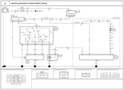 Kia Sportage Electrical Diagrams Wiring Diagram Images