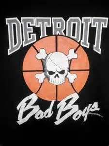 Detroit Pistons Bad Boys Shirt