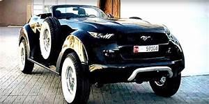 Ford Mustang/Ram Pickup Mashup Is the Stuff of Dreams. Really, Really Bad Dreams - autoevolution