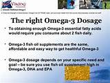 Pictures of How Much Fish Oil