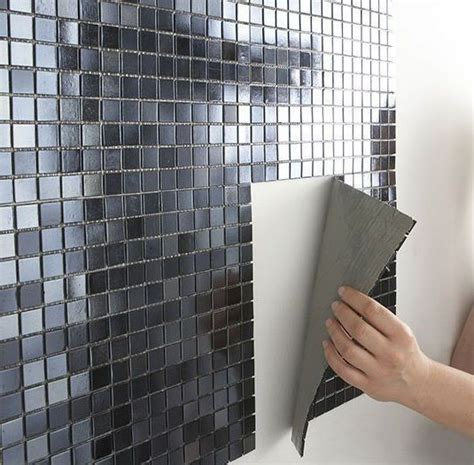 faience cuisine adhesive dalle adhesive salle de bain mural