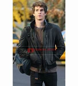 The Amazing Spider Man Peter Parker Twill Jacket