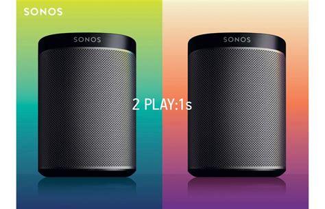 smart buy   sonos play speakers
