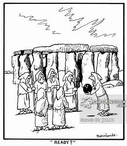 Druids Cartoons and Comics - funny pictures from CartoonStock