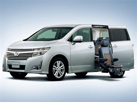 Nissan Elgrand Hd Picture by Nissan Elgrand Highway E52 2010 14
