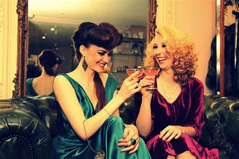 Very Vintage Style Hen Party Ideas Onefabdaycom