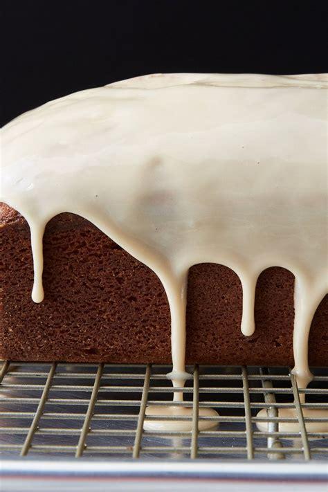 nyt cooking  classic poundcake   boozy twist