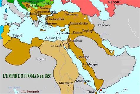 Carte De L Empire Ottoman by Empire Ottoman Carte