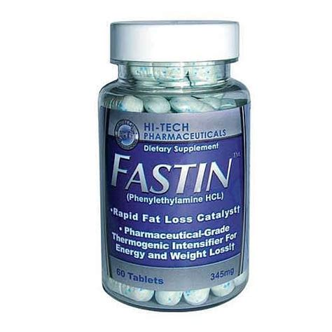 fastin hi tech fast diet pill with phentermine