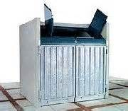 Paul Wolff Gmbh : m llcontainerbox beton klassik 1100 us r bis 1 x 1100 liter f r leichtverpackungen hersteller ~ Frokenaadalensverden.com Haus und Dekorationen