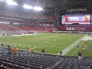 State Farm Stadium Section 116 Arizona Cardinals