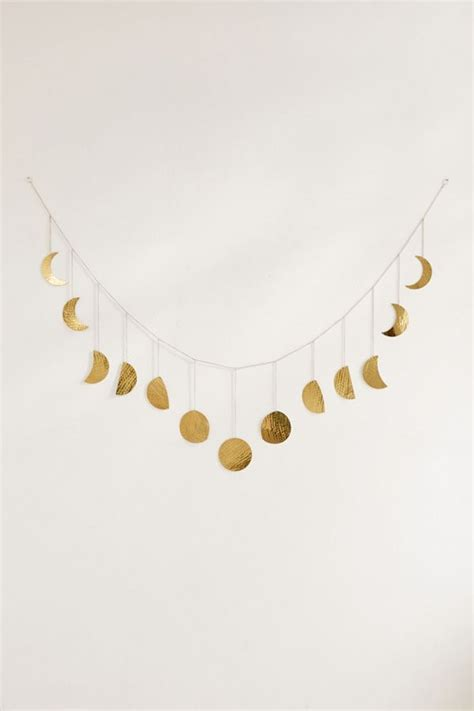 hammered extra long metal moon cycle banner urban outfitters