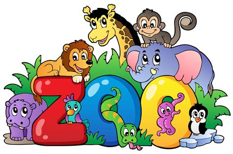 Zoo Animals Pictures For Kids