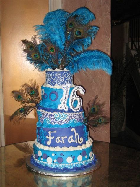 buy sweet 16 centerpiece peacock 17 best images about peacock quinceanera on