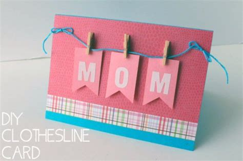 diy mothers day cards homemade birthday cards