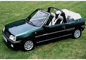 Peugeot 205 Cabriolet : fiche technique peugeot 205 205 cabriolet roland garros 1993 ~ Medecine-chirurgie-esthetiques.com Avis de Voitures