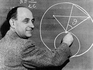 Enrico Fermi biography, birth date, birth place and pictures