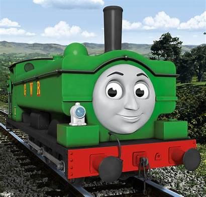 Duck Thomas Friends Amigos Sus Engine Cgi