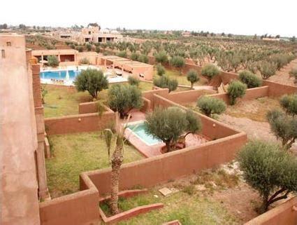 hotel la maison des oliviers 4 marrakech maroc magiclub voyages
