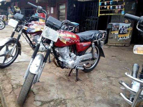 Motorcycles For Sale In Nigeria