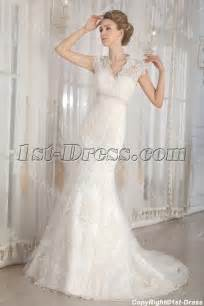 modest lace wedding dresses modest lace illusion back wedding dresses with cap sleeves 1st dress
