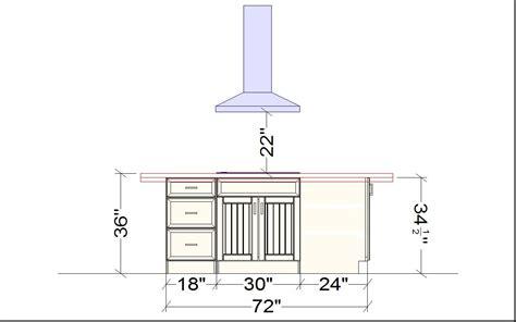 kitchen island sizes glamorous 70 kitchen island sizes design inspiration of