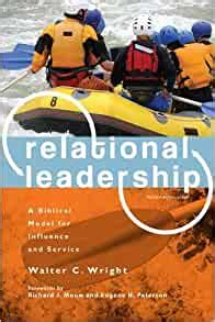 amazoncom relational leadership  biblical model