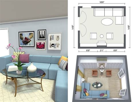 Room Planner by Design A Room With Roomsketcher Roomsketcher