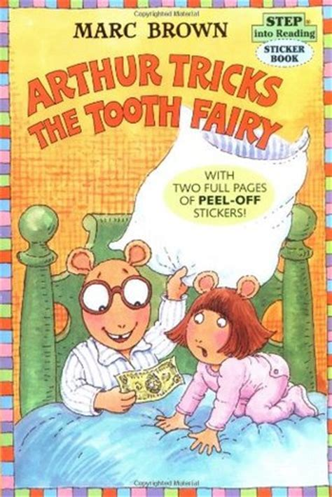 arthur tricks  tooth fairy  marc brown