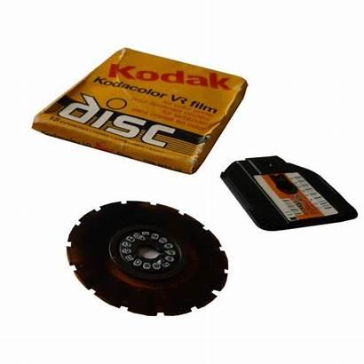 Kodak Disc Camera Hire Required Duration